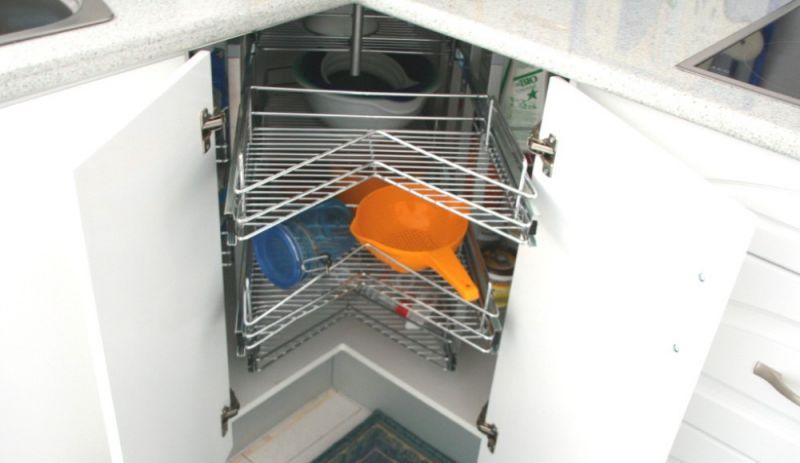 Cocinas a medida muebles de cocina cocinas baratas - Soluciones para muebles de cocina en esquina ...