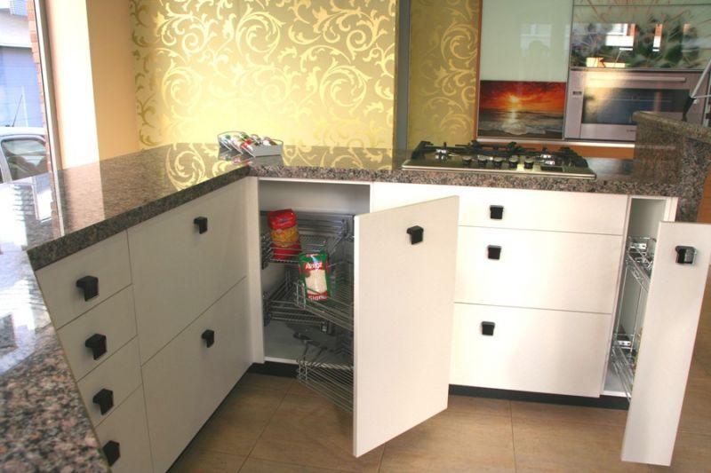 Cocinas a medida muebles de cocina cocinas baratas - Mueble rinconera cocina ...
