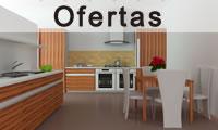 Cocinas En Alicante. Fabulous Cocina Santos Umbra Con Frentes With ...